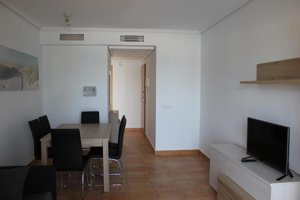 Apartamento Azul Marino fotografía