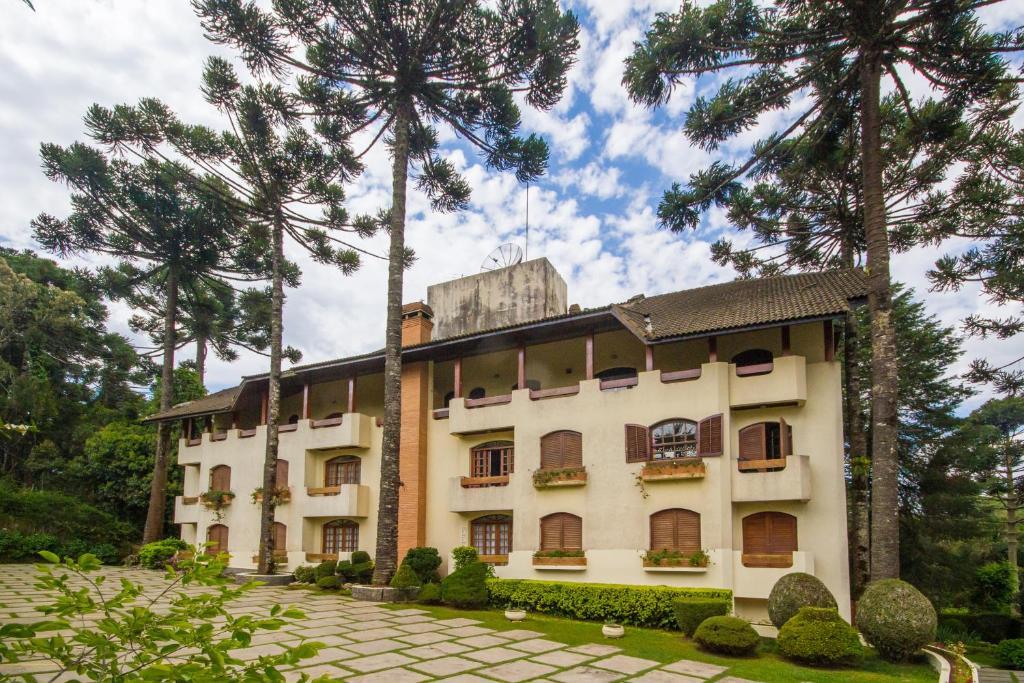 Apartamento Morro do Elefante