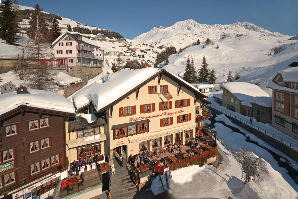Hotel 3 Knige Post Andermatt Updated 2018 Prices