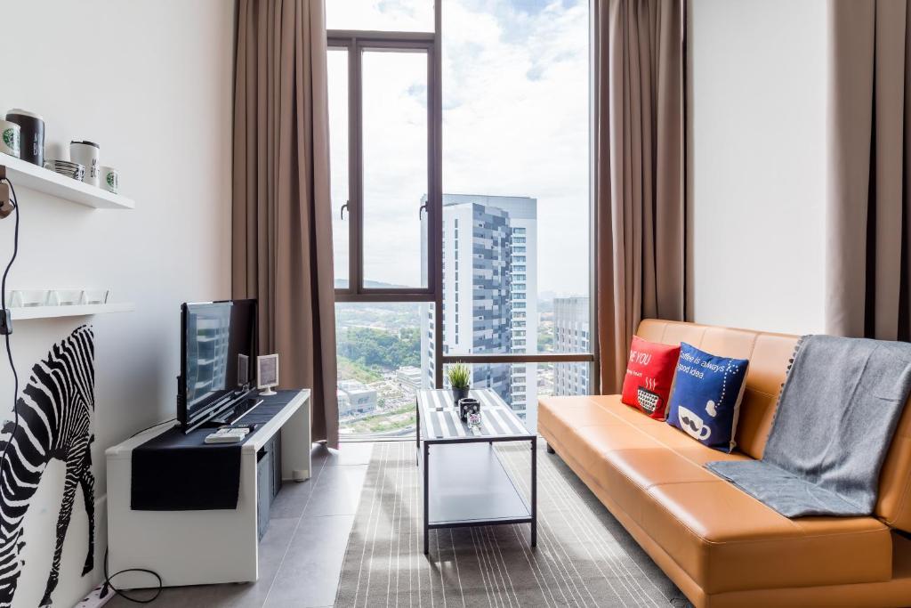 Studio Apartment Empire Damansara enics guesthouse @empire damansara, petaling jaya, malaysia