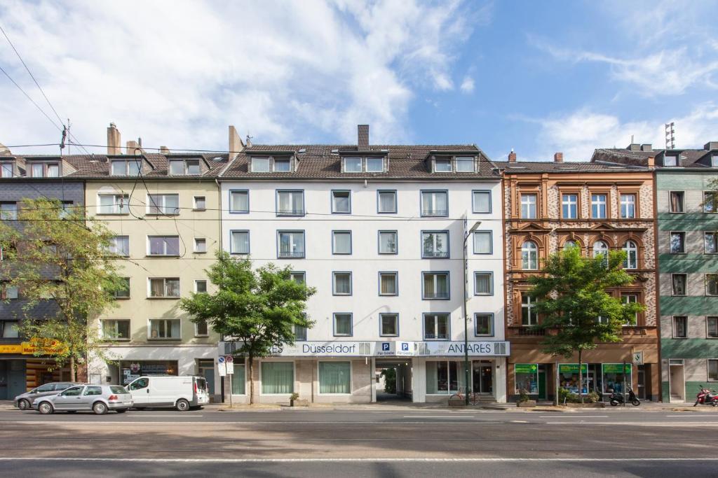 Nichtraucher-Hotel Antares Düsseldorf
