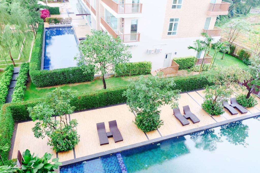 Apartments In Mu Si Nakhon Ratchasima Province