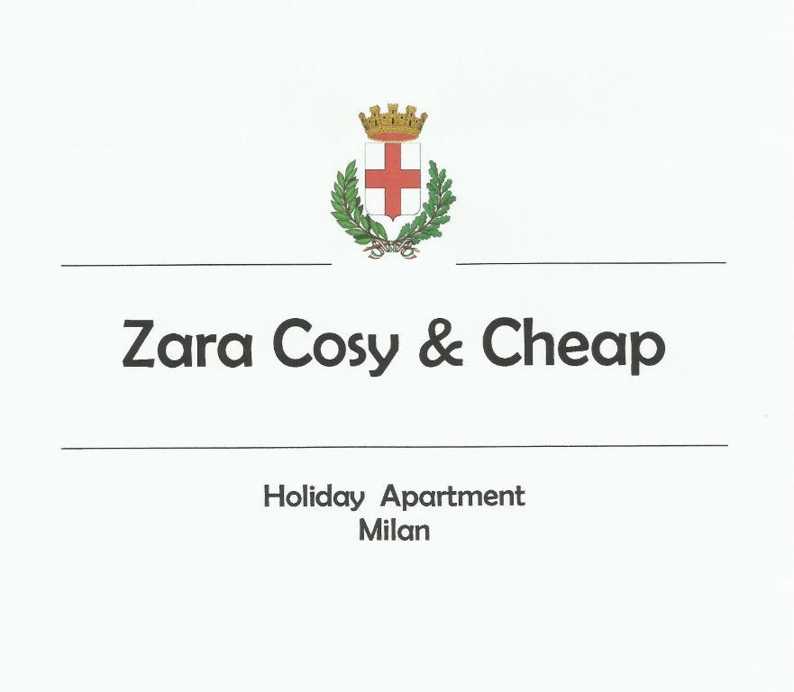 8655eb26 Zara Cosy & Cheap Apartment, Milan, Italy - Booking.com