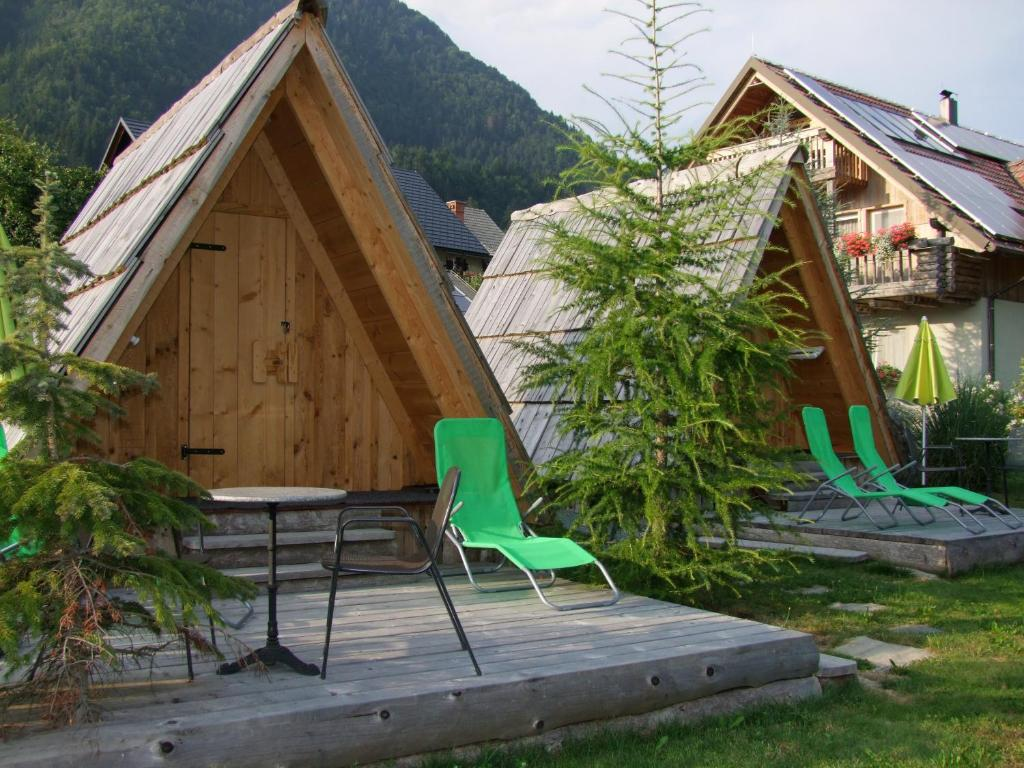 Garden ECO houses Čebelica, Bohinj – Updated 2018 Prices