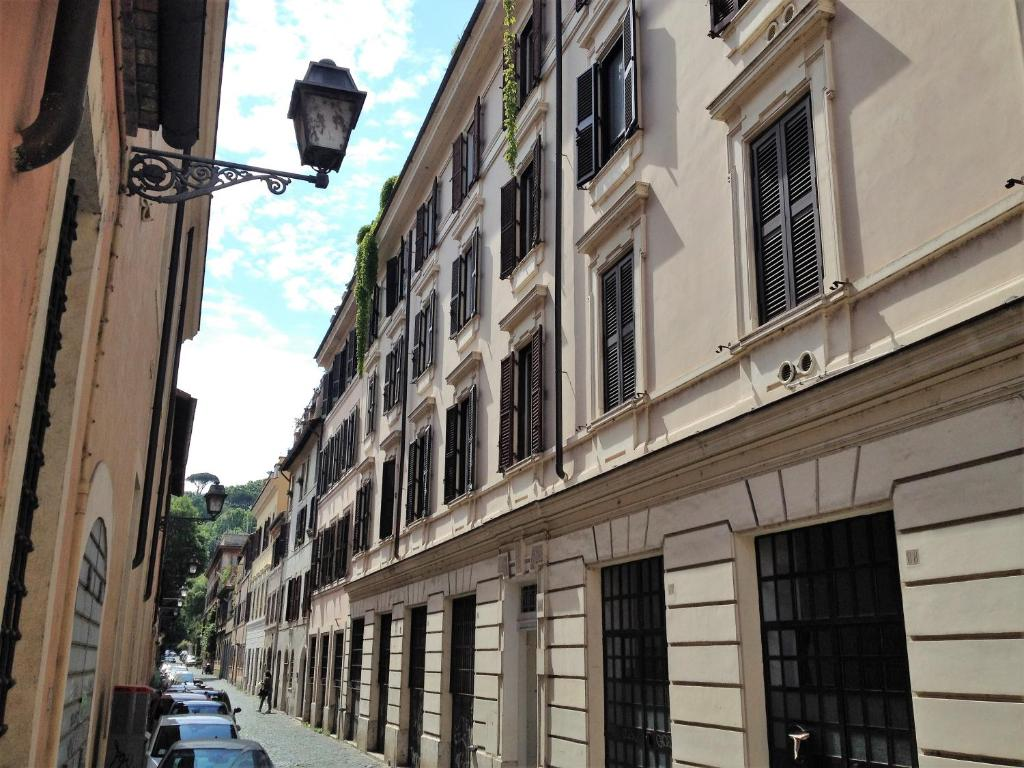 Apartment Casa in Trastevere, Rome, Italy - Booking.com