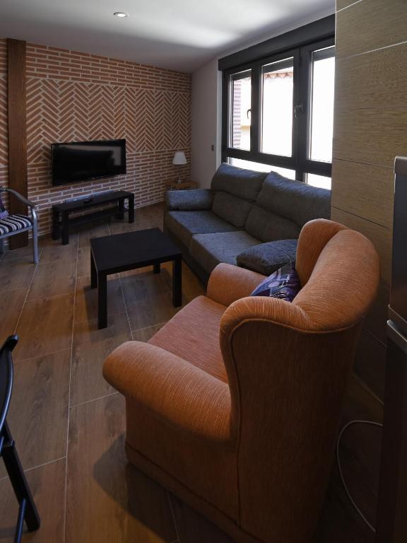 Apartamentos La Rocanda fotografía