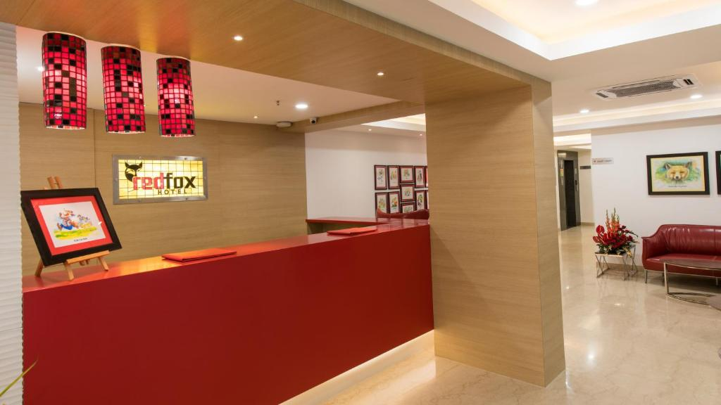 Red Fox Hotel  Trichy  Tiruchchir U0101ppalli  India