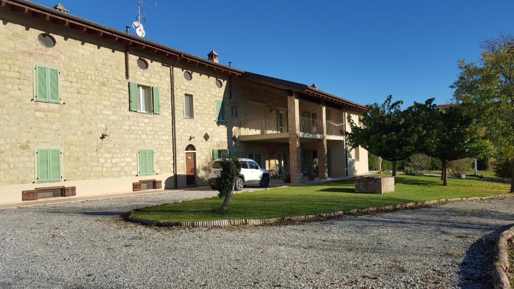 B&B La Casa nel Vento, Vignale Monferrato – Precios ...