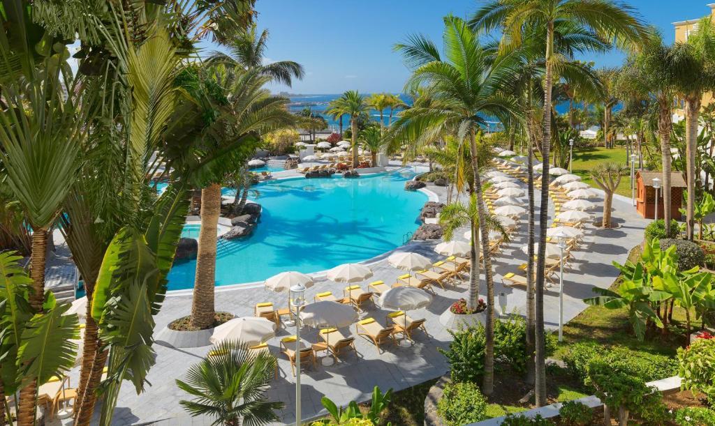 Hotel jardines de nivaria adeje spain for Hotel jardines de nivaria