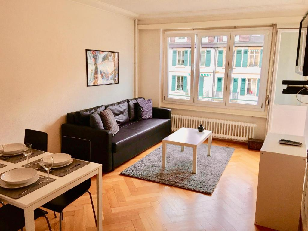 One Bedroom Apartment. Gallery image of this property Champel One Bedroom Apartment  Geneva Switzerland Booking com