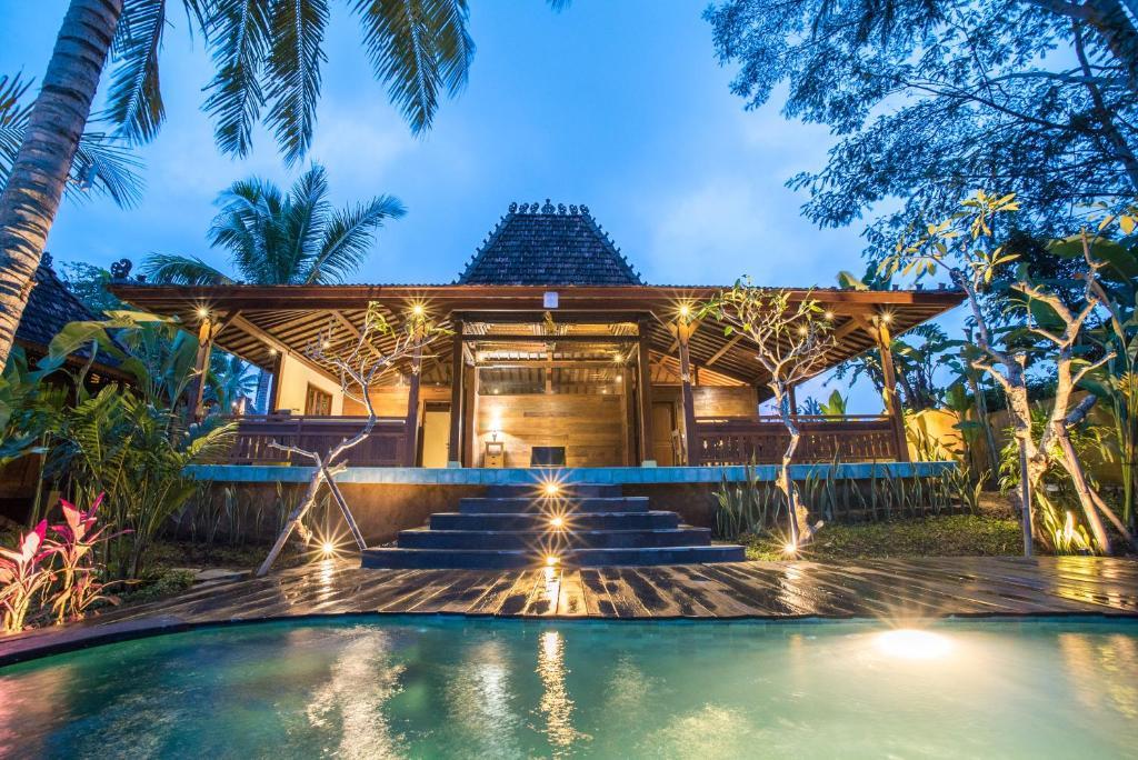 Booking Com Bali Villa Ubud