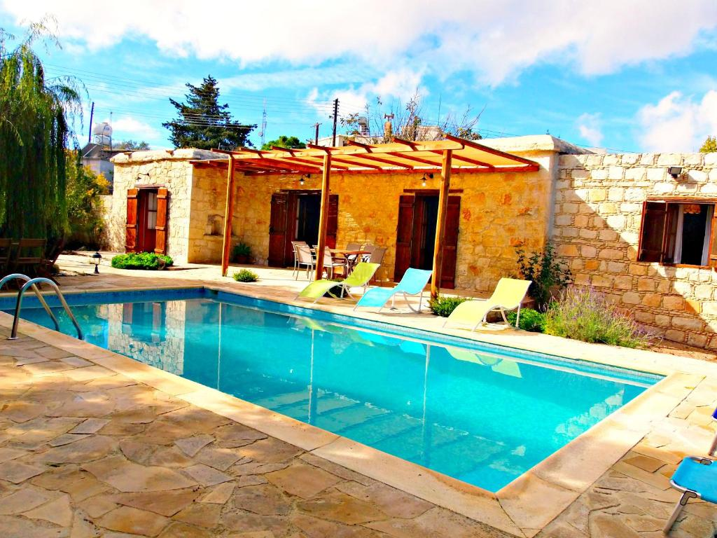 Vacation Home Symeon Cypriot Traditional House, Droushia, Cyprus ...