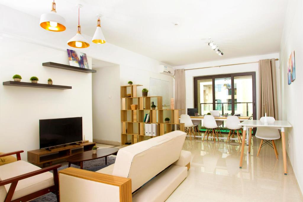 Apartment Working Living, Shenzhen, China - Booking.com