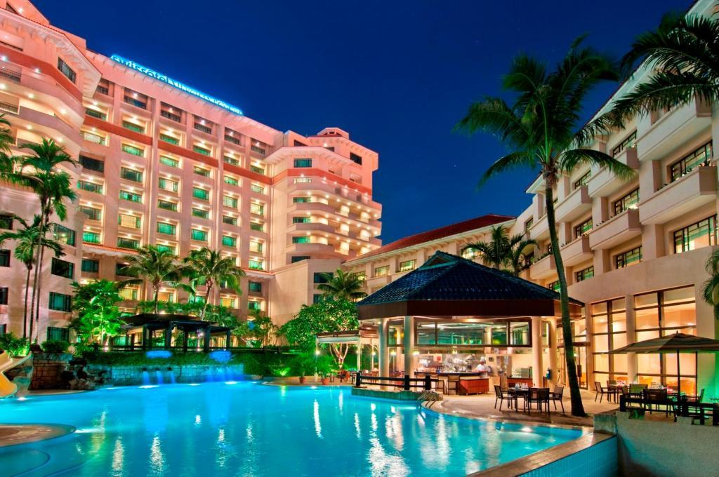 スイスホテル マーチャント コート シンガポール(Swissotel Merchant Court Singapore)