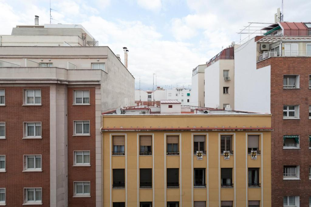 Apartamentos barrio de salamanca madrid con opiniones - Barrio salamanca madrid ...