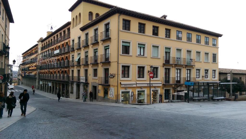 Alojamientos Alcazar, Toledas – atnaujintos 2019 m. kainos