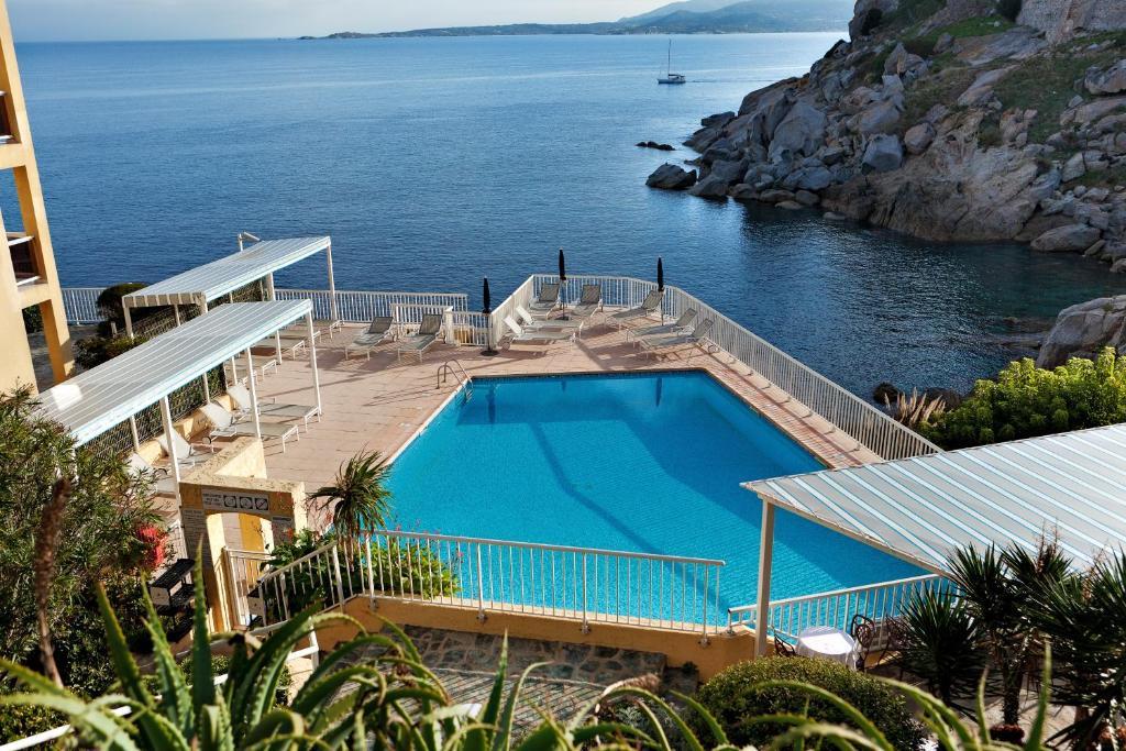 Hotel Logis Saint Christophe  Calvi  France