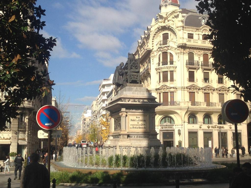 Apartamento Plaza Isabel la Católica imagen