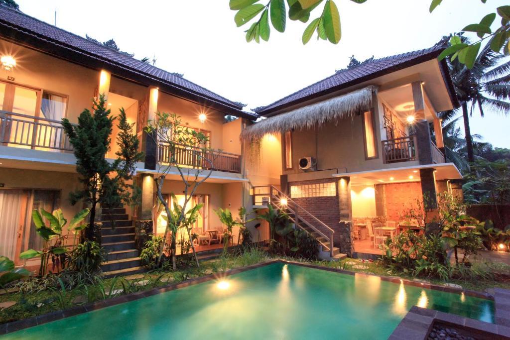 Hotel kailash bali ubud indonesia for Bali indonesia hotel booking