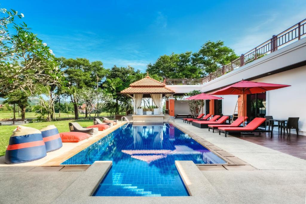 Villa Laguna Phuket  Bang Tao Beach  Thailand