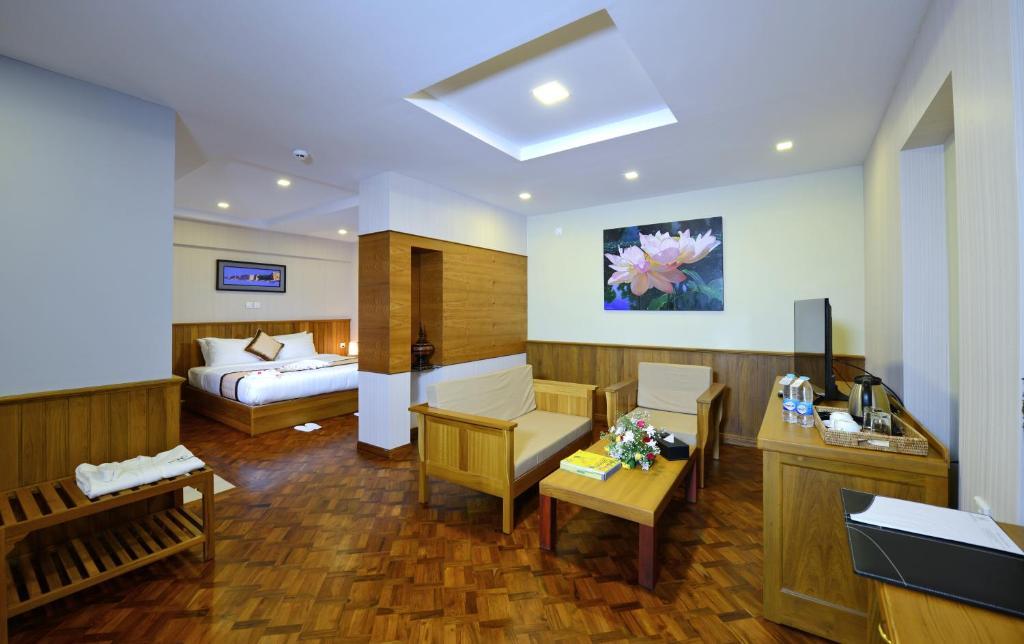 ホテル H バレー ヤンゴン(Hotel H Valley Yangon)