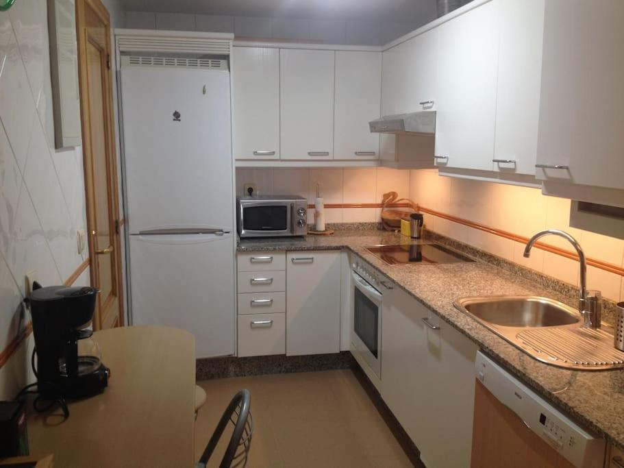 gran imagen de Santa Baia: Apartment on Vigo Beach
