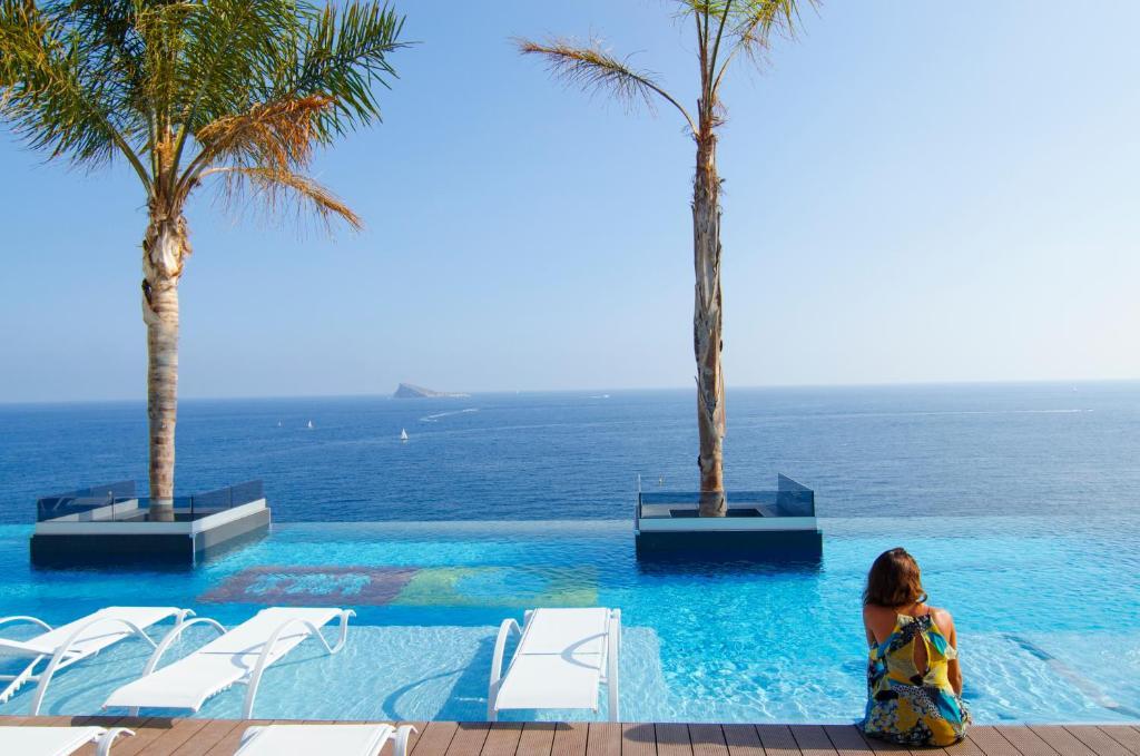 Apartment Ocean Drive Benidorm Spain Booking Com