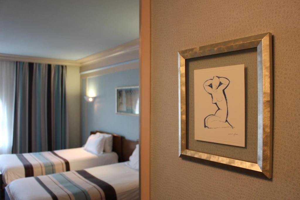 Hotel art deco euralille frankrijk lille booking