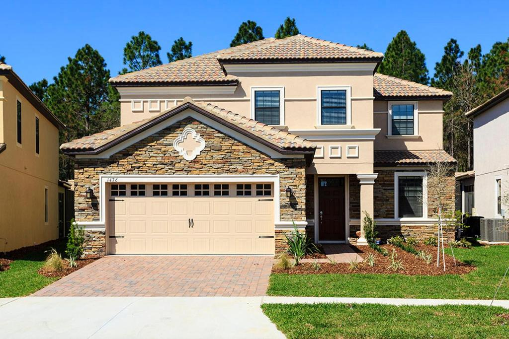 Champions Gate Five Bedroom Villa Cg005 Davenport Fl