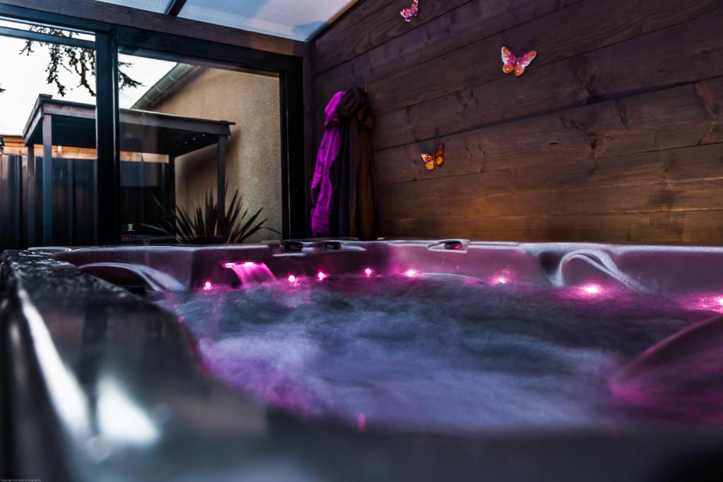 Vacation Home Loft Jacuzzi Privatif, Aucamville, France - Booking.com