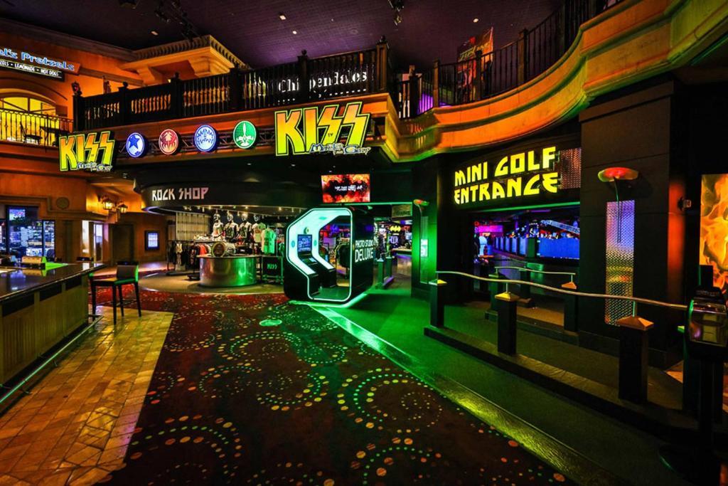 Отель казино Рио в ЛАс-Вегасе
