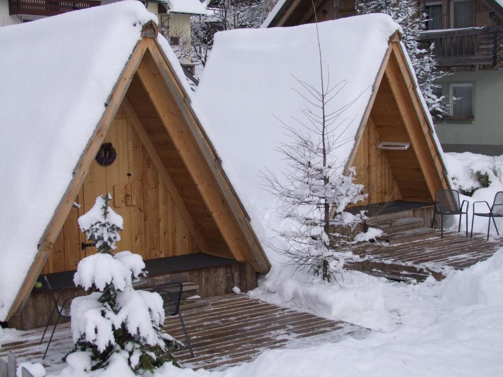Campground Garden ECO houses Čebelica, Bohinj, Slovenia - Booking.com