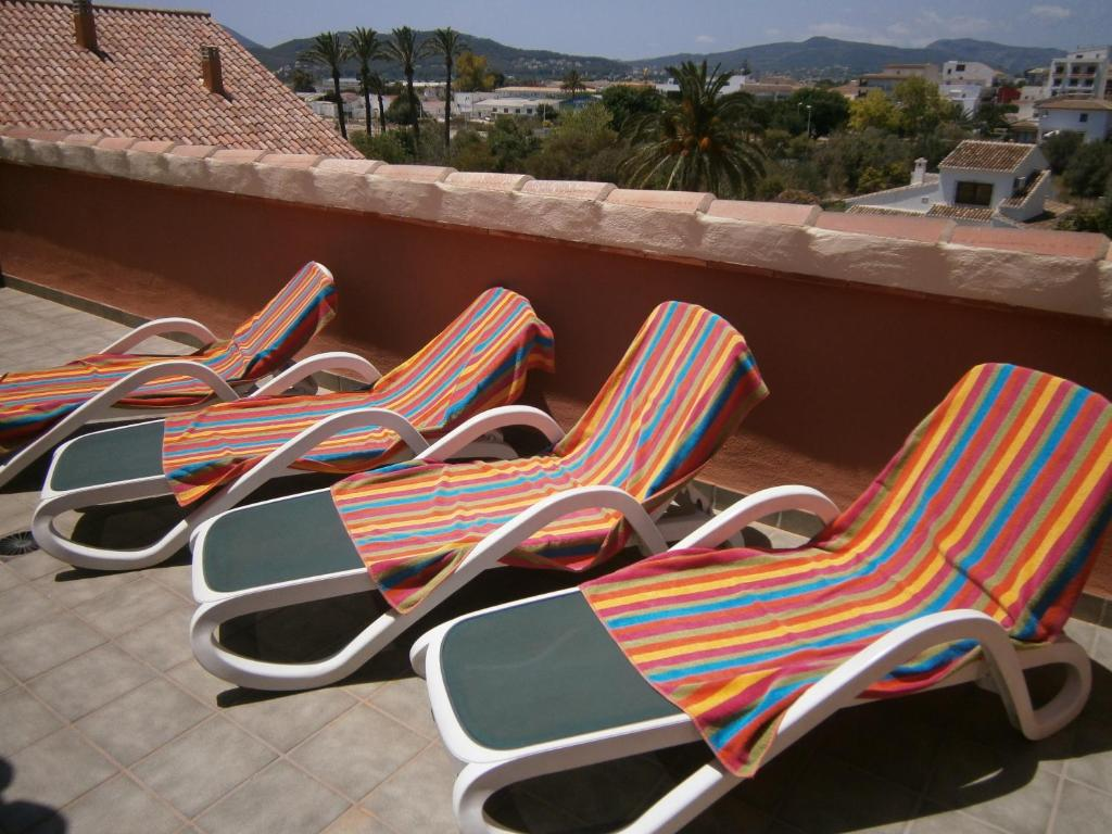 Apartment Jardines Del Rio Javea Spain Booking Com