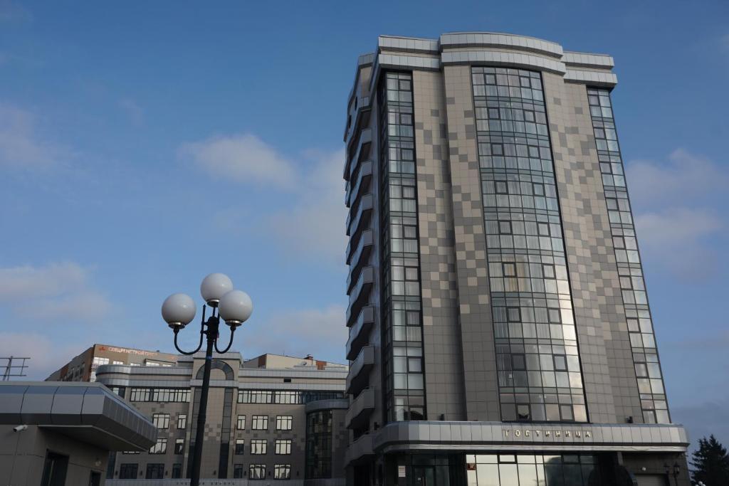 Gostinitsa Akademicheskaya-Kaliningrad