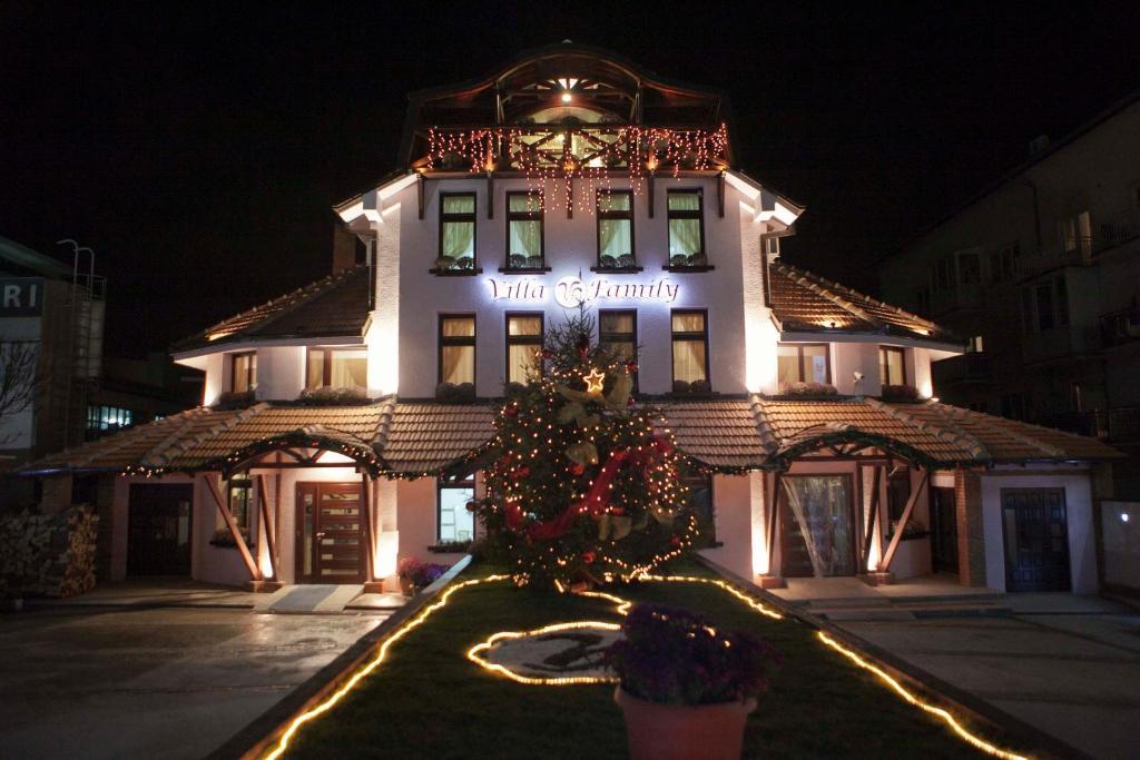 Garni Hotel Family Serbien Belgrad Booking Com