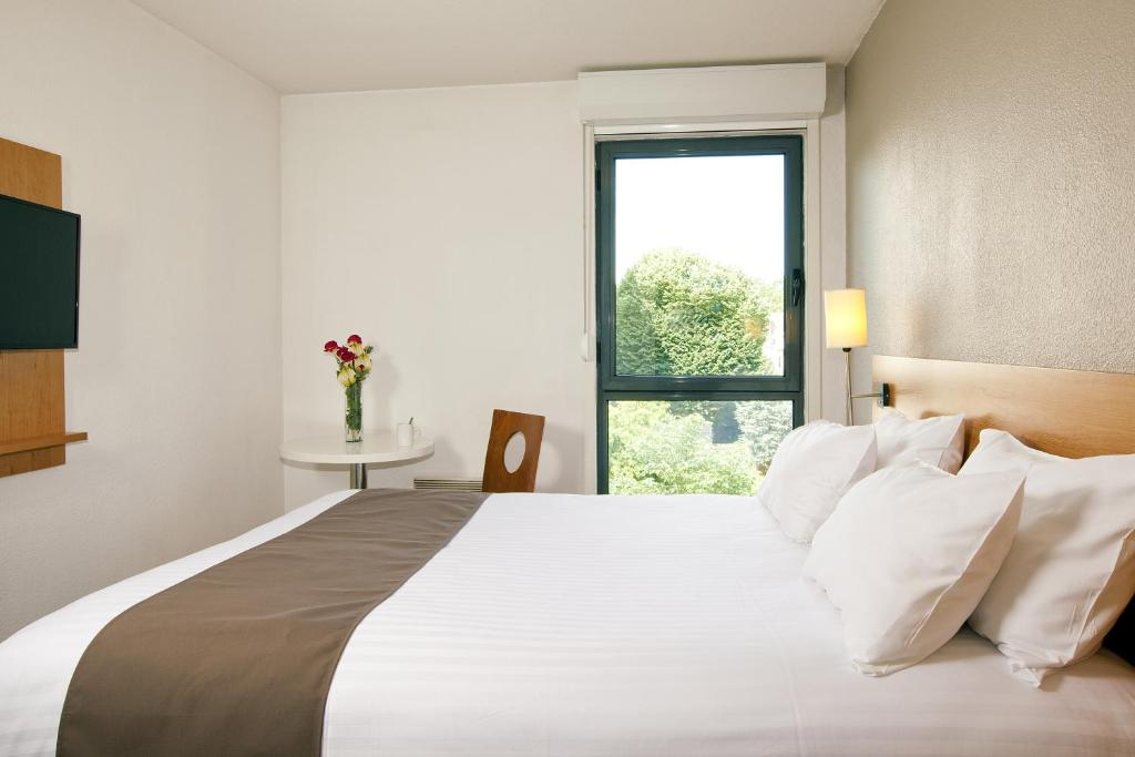 Appart 39 h tel s jours jeanne d 39 arc france orl ans for Appart hotel orleans