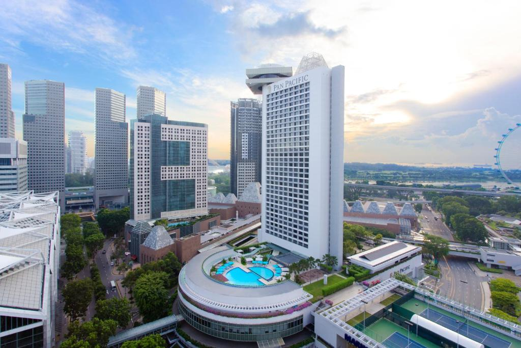 Hotels In Suntec City Singapore