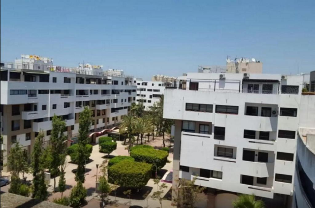 Top view hay riad apartment rabat updated 2018 prices for Mobilia hay riad rabat