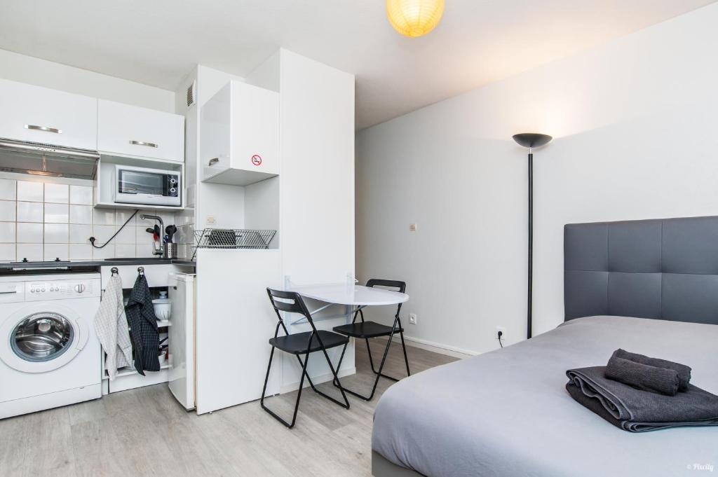 Superbe Studio de 20m2 Metro Canal Du Midi, Toulouse – Updated 2019 ...