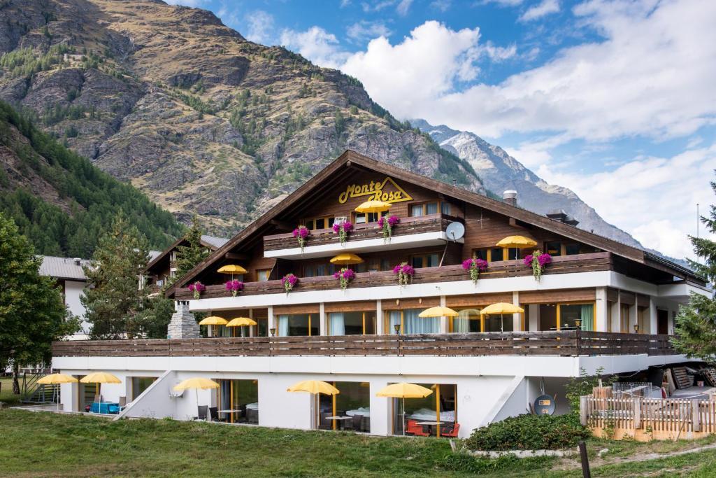 PREMIUM Apartments Monte Rosa Tsch Switzerland Bookingcom