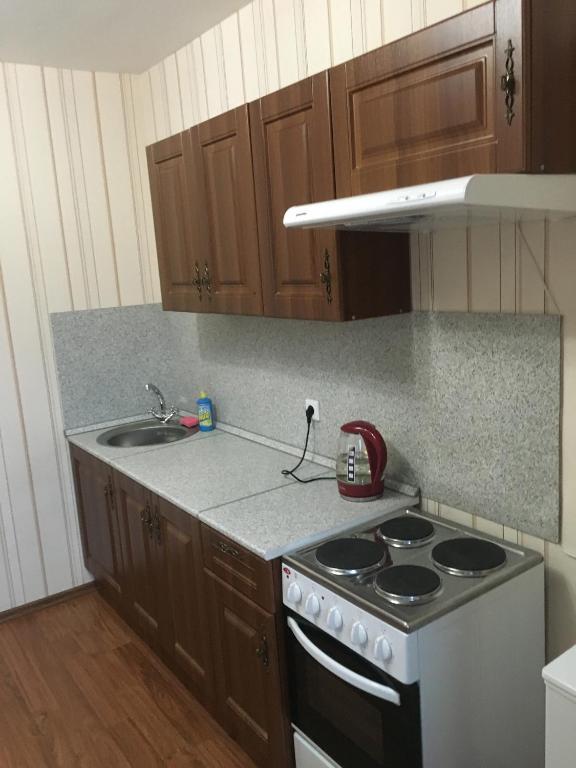 Apartment on Optikov 35