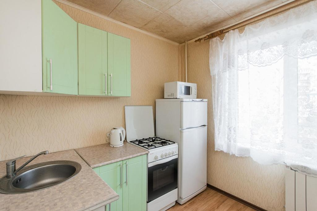 Apartment on Dmitriya Pavlova 7