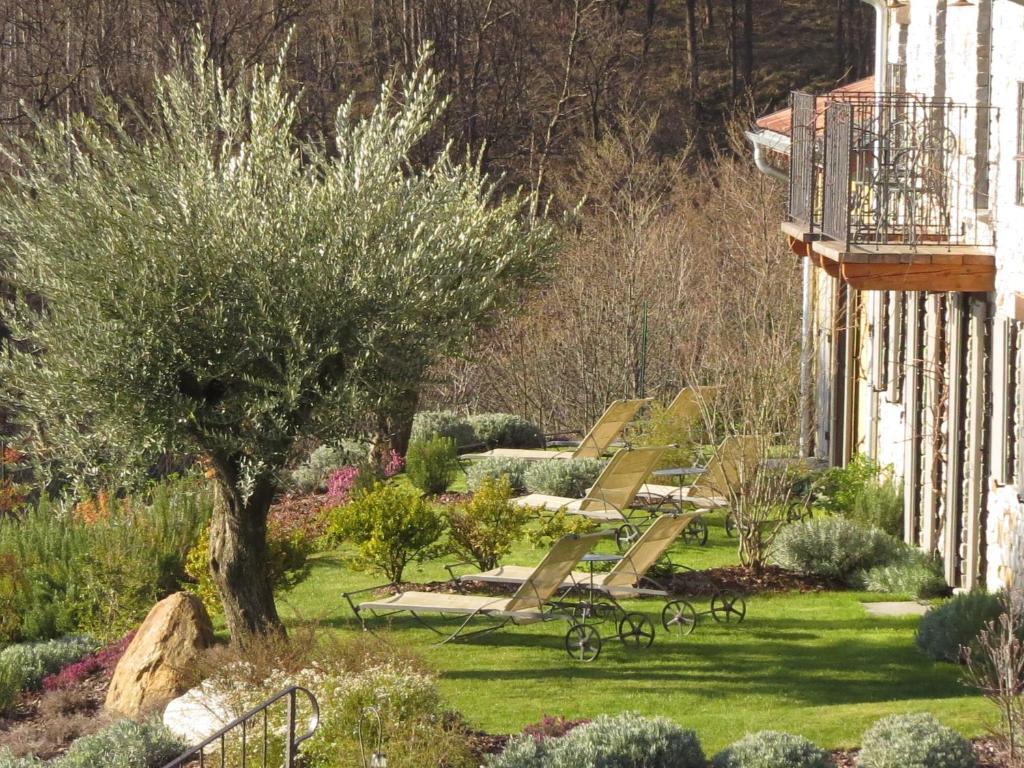 Сад в Agriturismo Tre Terre