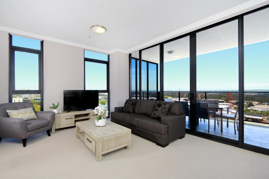 Apartment ShortOZstay Australia Towers Sydney