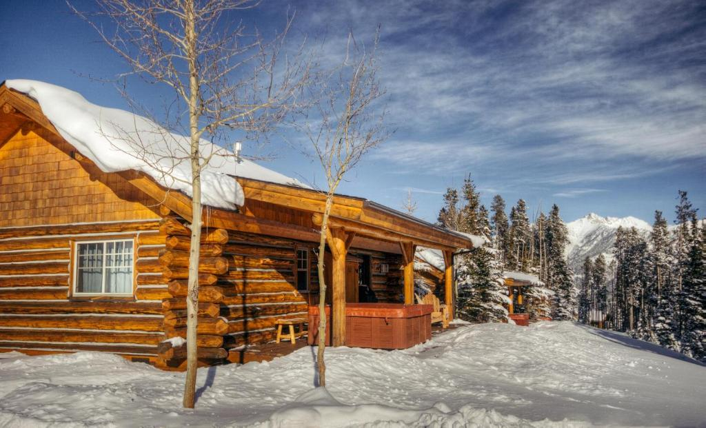 Vacation Home Cowboy Heaven Cabins-9 Rustic Ridge, Big Sky Mountain