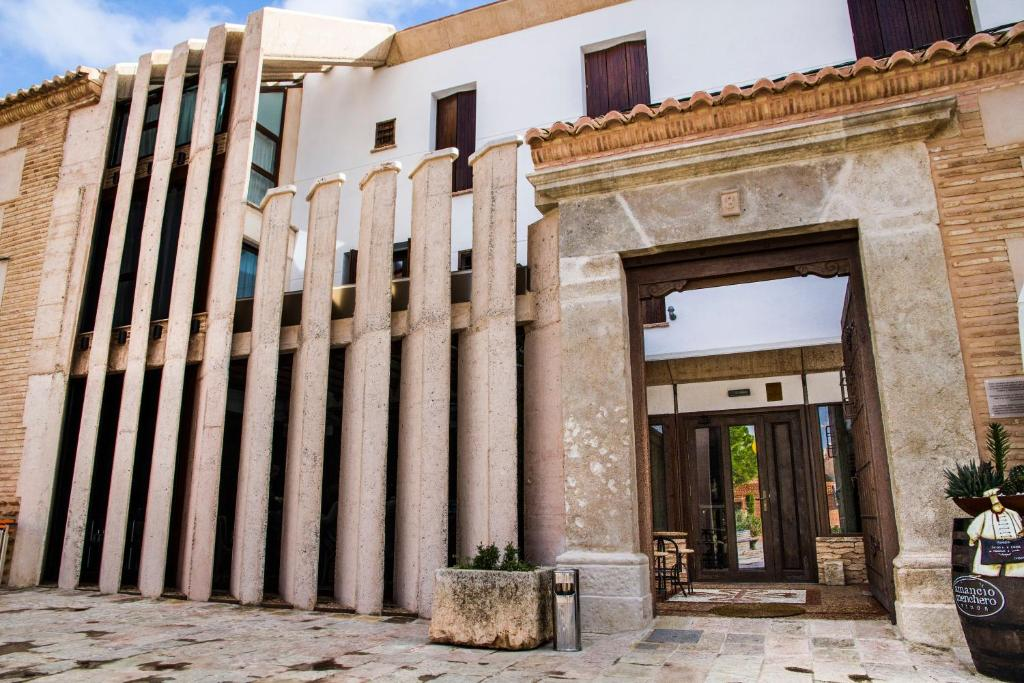 boutique hotels bolanos de calatrava  1