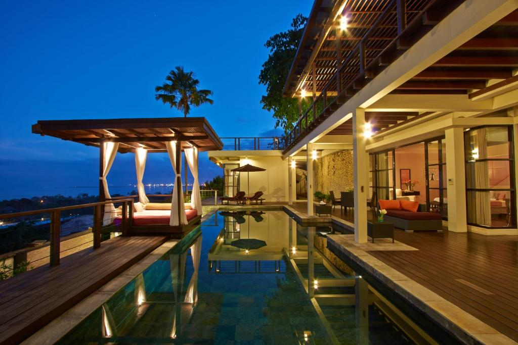 Bali villa tarana jimbaran indonesia for Bali indonesia hotel booking