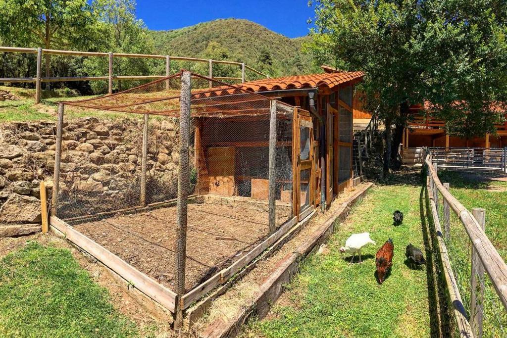 casas rurales con encanto en cataluña  254