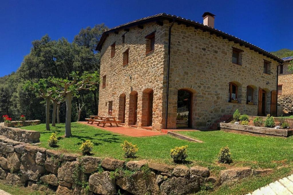 casas rurales con encanto en cataluña  224