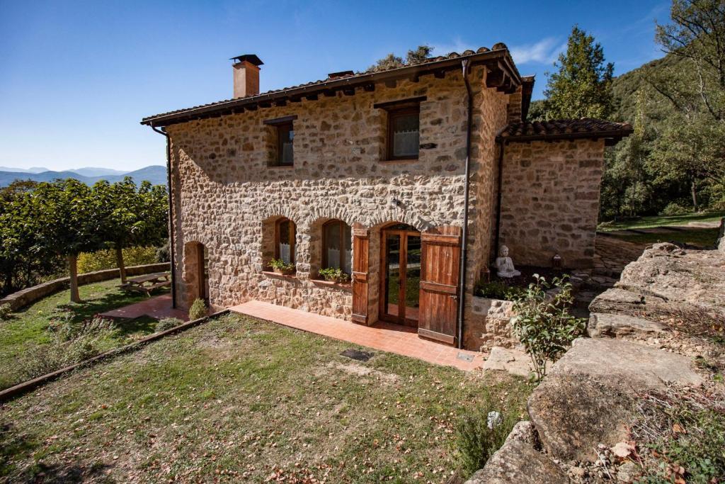 casas rurales con encanto en cataluña  246